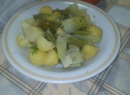 Sedano e patate