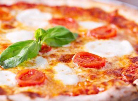 Pizza in casa a lunga lievitazione