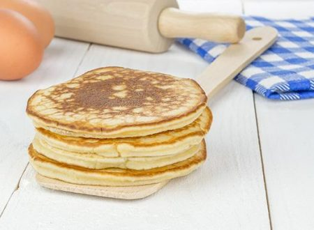 Pancakes light