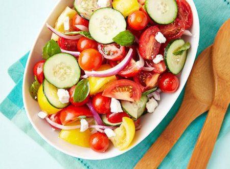 Ricette insalatone estive